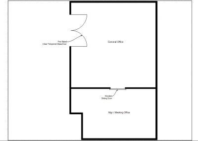 Suite 25 – approx. 450sqft