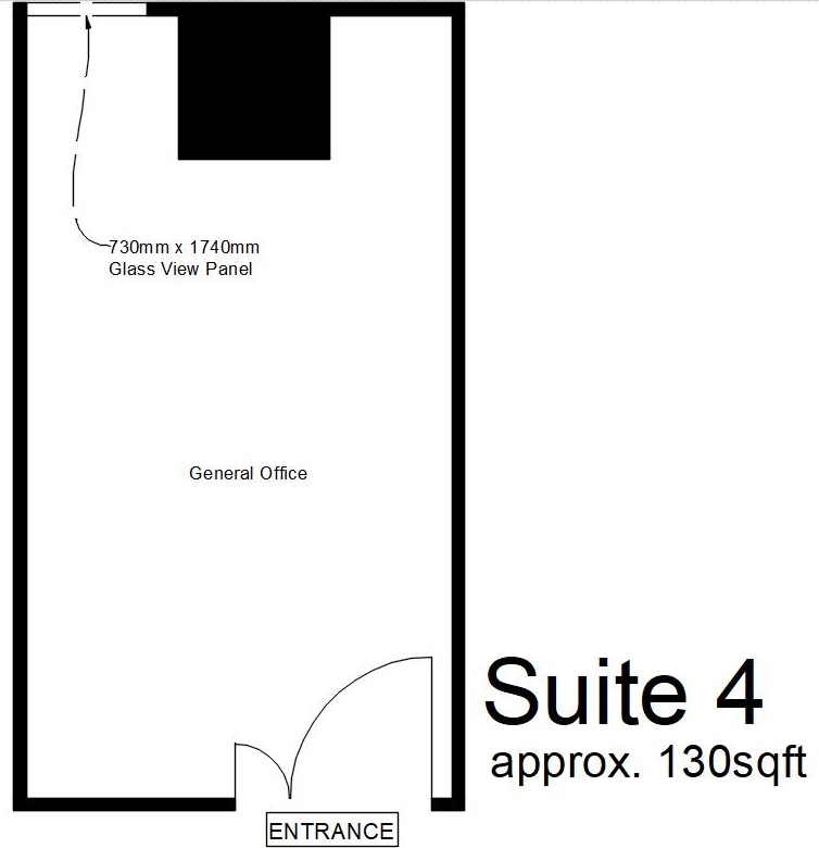 spaces for rent - suite 4 office space