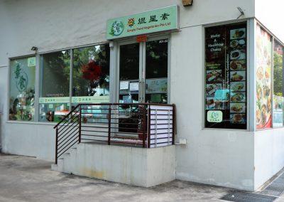 Simple Food Vegetarian Pte Ltd